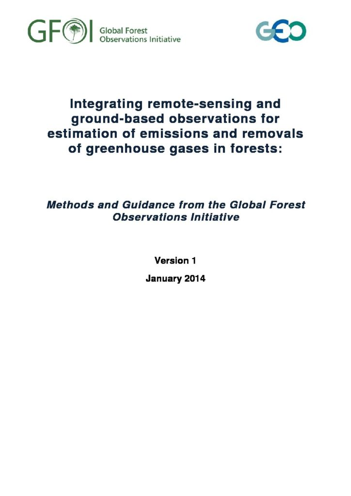 Integrating remote-sensing and ground-based observations for
